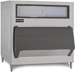 Ice-O-Matic  B132560 Ice Storage Bin Stainless Steel, Main Image
