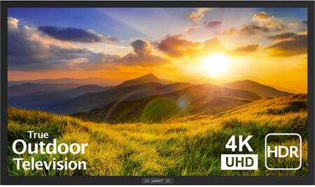 SB-S2-43-4K-BL 43″ Signature 2 Series 4K UHD Outdoor TV with HDR  OptiView Technology and TruVision Anti-Glare Technology in