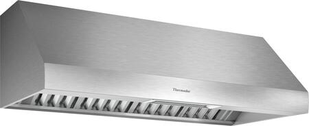 Thermador Pro Grand PH54GWS Wall Mount Range Hood Stainless Steel, 54-Inch Wall Hood view