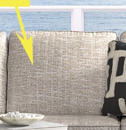 Signature Design by Ashley Beachcroft PA791003 Cushion Option Beige, Main Image