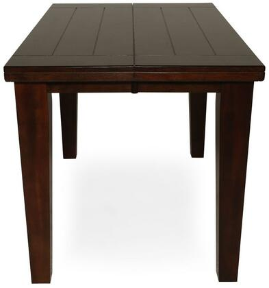 Signature Design by Ashley Larchmont D44232 Dining Room Table Brown, Main Image