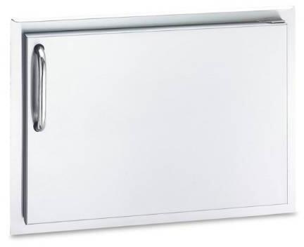 American Outdoor Grill 1420SSDR Access Door Stainless Steel, 1420SSDR Single Door