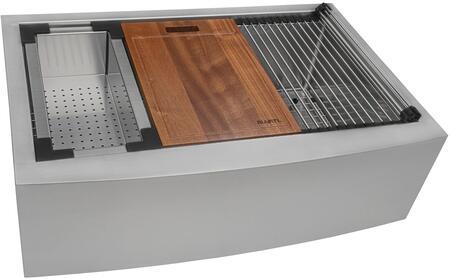 Ruvati Verona RVH9201 Sink Stainless Steel, 1
