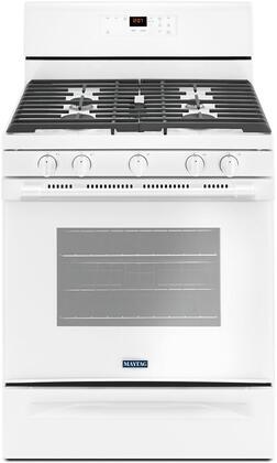 Maytag  MGR6600FW Freestanding Gas Range White, Main Image