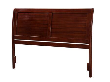 Atlantic Furniture Portland AR289844 Headboard Brown, AR289844 SILO F 180