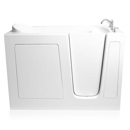 Ariel Soaker EZWT2651SOAKERR Bath Tub White, 1