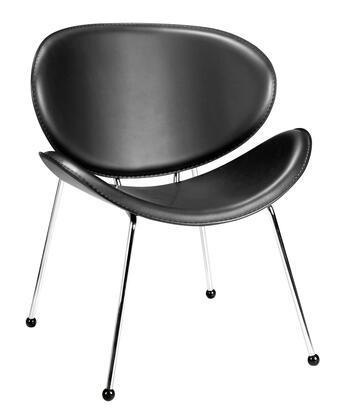 Zuo Match 10010 Accent Chair, 1