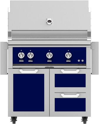 Hestan  851551 Natural Gas Grill Purple, Main Image