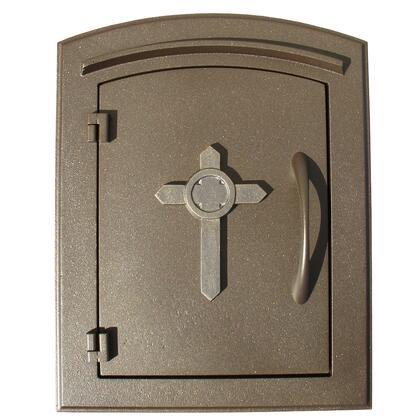 Qualarc Manchester MAN1403BZ Mailboxes, MAN 1403 BZ