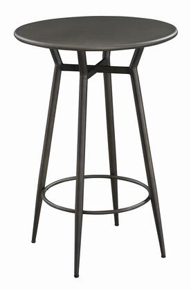 Coaster Lex Series 182950 Bar Table Black, Main Image