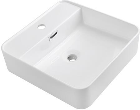 Streamline K2006SLSVF18 Sink White, Main Image