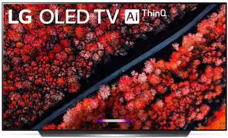 LG OLEDC9PU LED TV Black, 1