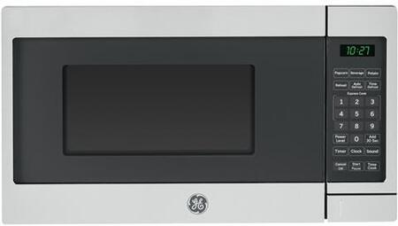 GE  JES1072SHSS Countertop Microwave Stainless Steel, Main View