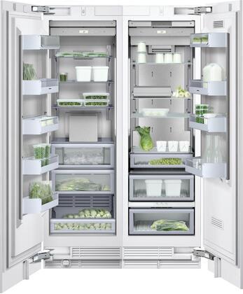 Gaggenau Deals 400 Series 1357407 Column Refrigerator & Freezer Set Panel Ready, Main image