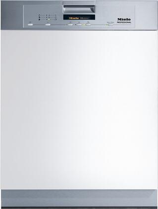 Miele ProfiLine PG8130I240V Built-In Dishwasher Panel Ready, PG8130I240V 24-Inch Integrated Dishwasher