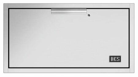 DCS  WD130SSOD Warming Drawer Stainless Steel, WD130SSOD Outdoor Warming Drawer