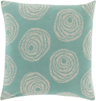 Surya Sylloda LJS0051818D Pillow , ljs005 1818