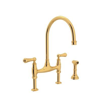 Rohl Georgian Era U4719LSEG2 Faucet, DL 6393bfcc0228384e156da54b1c4d