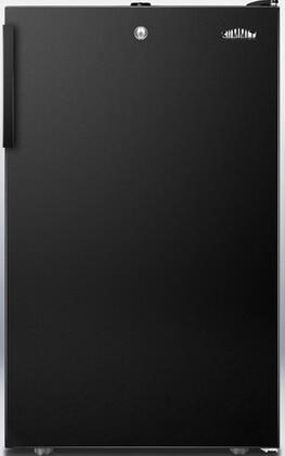 Summit FF521BLADA FF521BLADA Compact Refrigerator Black, Main Image
