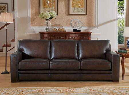 Hydeline Chatsworth CHATSWORTHS Stationary Sofa Brown, 1