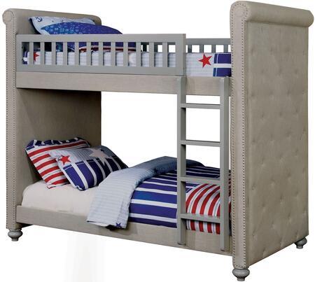 Furniture of America Sascha CMBK718BED Bed , 1