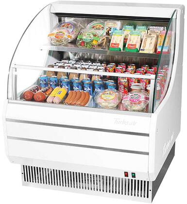 Turbo Air TOMLN Display and Merchandising Refrigerator, 1
