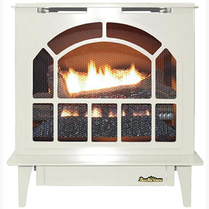 Hepplewhite Series NV S-HPPLEWHT ALD-NG Natural Gas Steel Stove in