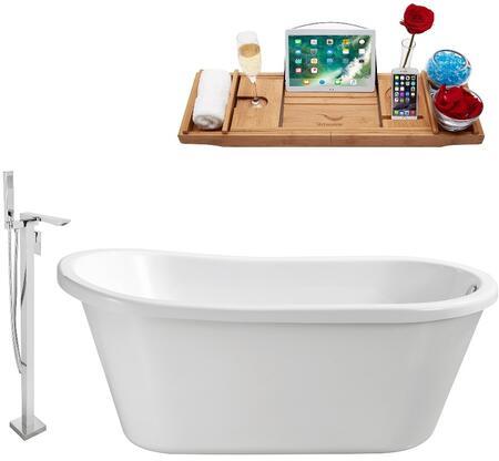 Streamline NH720140 Bath Tub, NH720140