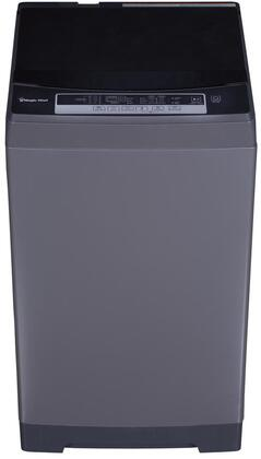 MCSTCW16S4 21″ Portable Top Load Washer with 1.6 cu. ft. Capacity  3 Water Level  3 Temperature Levels  6 Wash Cycles  in