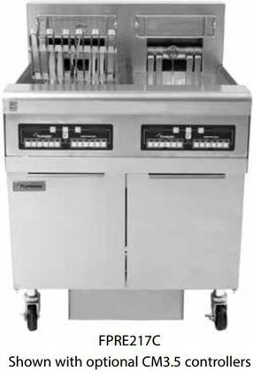 Frymaster RETC FPRE422TC Commercial Fryers and Oil Filtration Stainless Steel, Main Image