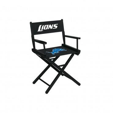 101-1018 Detroit Lions Table Height Directors