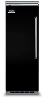 Viking 5 Series VCFB5303LBK Upright Freezer Black, Black VCFB5303LBK