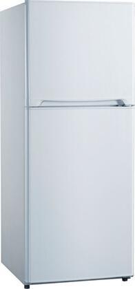 Avanti  FF116B0W Top Freezer Refrigerator White, Main Image