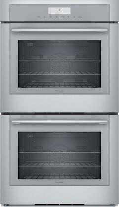Thermador Masterpiece ME302WS Double Wall Oven Stainless Steel, 30-Inch Double Wall Oven