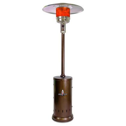 Lava Heat Verona TL7MPBRVR Outdoor Patio Heater Brown, Verona Bronze Full Size LS  56094