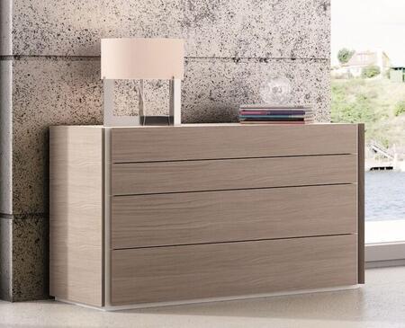 J and M Furniture Evora 18145D Dresser Gray, main image