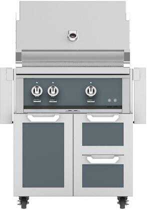 Hestan 852542 Grill Package Gray, Main Image