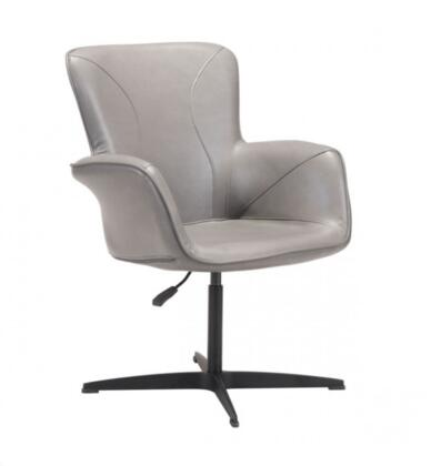 Zuo Alain 101150 Chair, 101150 Front