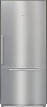 KF2901SF 36″ MasterCool Series Bottom Freezer Refrigerator with Push2Open  MasterFresh  BrillantLight LED  WiFiConn@ct  MasterSensor Touch Display