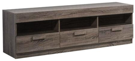 Acme Furniture Alvin 91167 52 in. and Up TV Stand Brown, 1