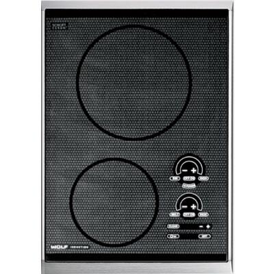 Wolf Ct15is 15 Inch Induction Cooktop