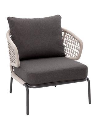 Florida Seating Fiji FIJILA Lounge Chair Gray, fiji lounge armchair 2