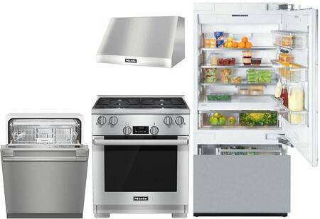 Miele 888094 Kitchen Appliance Package & Bundle Panel Ready, main image
