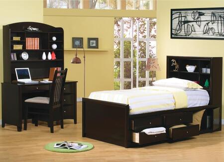 Coaster Phoenix 4 Piece Full Size Bedroom Set
