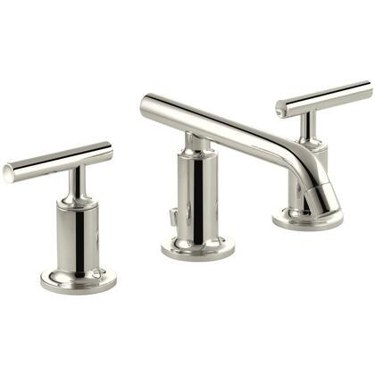 Kohler Purist K144104SN Faucet Silver, kohler k 14410 4 sn 226