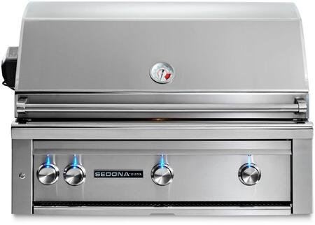 Lynx Sedona L600RX Grill Stainless Steel, 1