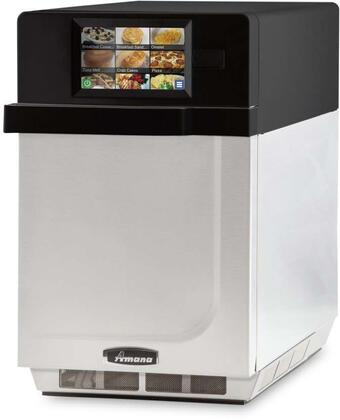ARX2 Amana Commercial Xpress IQ  ARX Series .61 cu. ft. Capacity  2000 W Microwave and 3000 W Convection  11 Power Levels  4 Cooking Stage  1200+