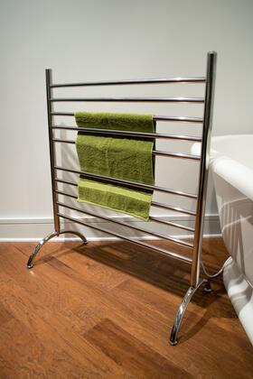 Amba Solo SAFSP33 Towel Warmer Silver, Main image