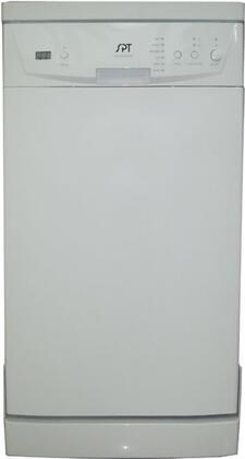 Sunpentown SD9241W Portable Dishwasher White, 1