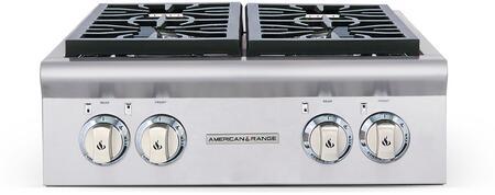 American Range Cuisine ARSCT244N Gas Cooktop Stainless Steel, 1